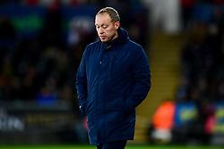 Swansea City manager Steve Cooper looks dejected - Mandatory by-line: Ryan Hiscott/JMP - 29/11/2019 - FOOTBALL - Liberty Stadium - Swansea, England - Swansea City v Fulham - Sky Bet Championship