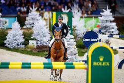 Devos, Pieter (BEL) mit Espoir<br /> Genf - CHI Rolex Grand Slam 2017<br /> © www.sportfotos-lafrentz.de