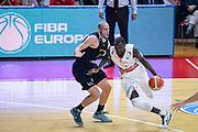 DESCRIZIONE : Varese FIBA Eurocup 2015-16 Openjobmetis Varese Telenet Ostevia Ostende<br /> GIOCATORE : Mouhammad Faye<br /> CATEGORIA : Palleggio Penetrazione<br /> SQUADRA : Openjobmetis Varese<br /> EVENTO : FIBA Eurocup 2015-16<br /> GARA : Openjobmetis Varese - Telenet Ostevia Ostende<br /> DATA : 28/10/2015<br /> SPORT : Pallacanestro<br /> AUTORE : Agenzia Ciamillo-Castoria/M.Ozbot<br /> Galleria : FIBA Eurocup 2015-16 <br /> Fotonotizia: Varese FIBA Eurocup 2015-16 Openjobmetis Varese - Telenet Ostevia Ostende
