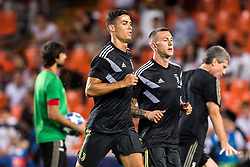 Cristiano Ronaldo dos Santos Aveiro of Juventus FC during the UEFA Champions League group H match between Valencia FC and Juventus FC at Estadi de Mestalla on September 19, 2018 in Valencia, Spain