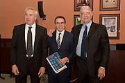 DESCRIZIONE : Roma Basket Day Hall of Fame 2014<br /> GIOCATORE : Carlo Recalcati Fabrizio Della Fiori Marino Zanatta<br /> SQUADRA : FIP Federazione Italiana Pallacanestro <br /> EVENTO : Basket Day Hall of Fame 2014<br /> GARA : Roma Basket Day Hall of Fame 2014<br /> DATA : 22/03/2015<br /> CATEGORIA : Premiazione<br /> SPORT : Pallacanestro <br /> AUTORE : Agenzia Ciamillo-Castoria/GiulioCiamillo