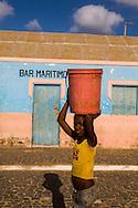 Cape Verde. Palmera, fishermen village  Sal island     / Cap-Vert:  Palmera , village de pecheurs  ile de Sal    /33