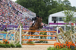Diniz Luciana (POR) - Lennox<br /> Olympic Games London 2012<br /> © Dirk Caremans