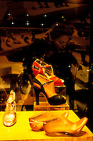 Italie, Toscane, Florence, musee des chaussures de Salvatore Ferragamo // Salvatore Ferragamo´s boot tree models at museum of footwear, Florence, Italy