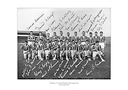 Kilkenny, All Ireland Hurling Final runners-up.<br />