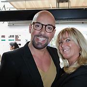 NLD/Amsterdam/20120329 - CD presentatie Roxeanne & Andre Hazes Jr.,