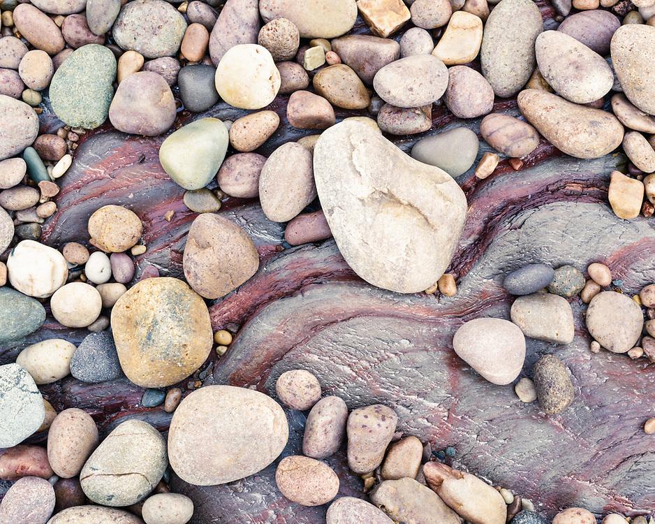 Foreshore, Claggain Bay, Islay, Scotland