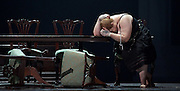 The Force of Destiny <br /> by Verdi <br /> English National Opera and the London Coliseum, London, Great Britain <br /> rehearsal<br /> 6th November 2015 <br /> <br /> <br /> <br /> Tamara Wilson as Donna Leonora di Vargas<br /> <br /> <br /> Photograph by Elliott Franks <br /> Image licensed to Elliott Franks Photography Services