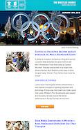 Whistler Insider Olympics Newsletter
