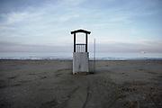 Torrette d'avvistamento. Barletta, 8 gennaio 2014. Christian Mantuano / OneShot