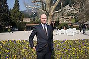 Corrado Passera, Chief Executive Officer Intesa Sanpaolo, at Confcommercio (traders's confederation) Forum in Cernobbio, March 14, 2009.