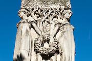 Alice-Denkmal, Darmstadt, Hessen, Deutschland