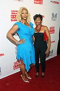 December 12, 2012-New York, NY- (L-R) Claire Sulmers, Editor-in-Chief, Fashion Bomb (Honoree) and Celia Walker, Rolling Out Magazine attend the 2012 MirrorMirror Awards sponsored by Colgate & presented by Rollingout.com held at the Union Square Ballroom on December 12, 2012 in New York City. Rolling Out is the information source for urban lifestyle with national & local breaking news & original stories.(Terrence Jennings)