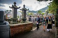 prinses Laurentien bezoekt japan dag 1