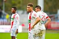 Simon FALETTE - 10.01.2014 - Troyes / Brest - 19e journee Ligue 2<br /> Photo : Dave Winter / Icon Sport