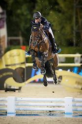 Bengtsson Rolf Goran, (SWE), Unita Ask<br /> Final<br /> Furusiyya FEI Nations Cup Jumping Final - Barcelona 2015<br /> © Dirk Caremans<br /> 26/09/15