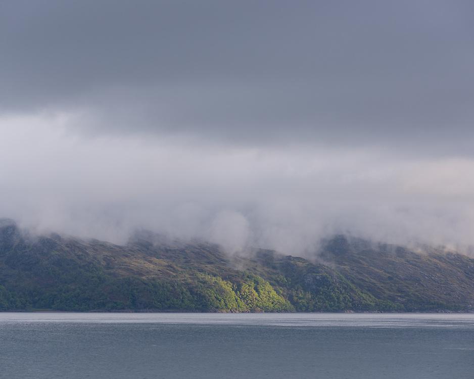 Sound of Mull, towards Sunart, Scotland