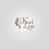 Logo design for Kei Lea, a massage salon in Funabashi, Chiba, Japan.