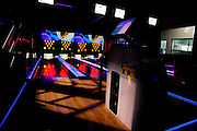Client - Howard Orfus ..Interiors :  Rinks Entertainment Complex..Bowling / Mini Putt-Glo / Lazer Tag-Glo/ Rink  .