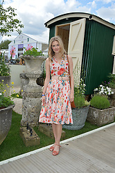 DONNA AIR at the 2016 RHS Chelsea Flower Show, Royal Hospital Chelsea, London on 23rd May 2016