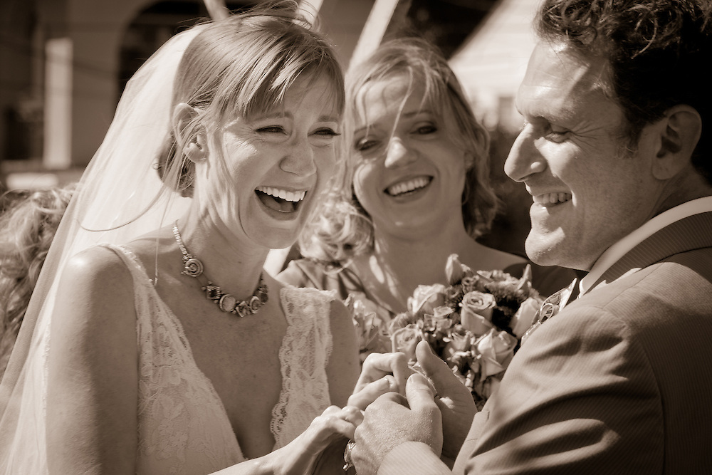 This is the wedding of Sara Woods and Neal Swidler on October 29, 2011.<br /> &copy;Kathy Anderson 2011