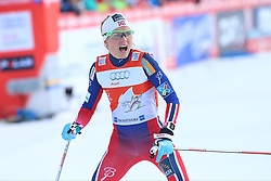 03.01.2015, Langlaufstadion, Obersdorf, GER, FIS Weltcup Langlauf, Tour de Ski, Obersdorf, Damen, Prolog 3,2 km, Einzel, im Bild THERESE JOHAUG // during the Prologue Ladies 3.2 km Individual Free Cross Country of the FIS Tour de Ski 2015 at the Langlaufstadion in Obersdorf, Germany on 2015/01/03. EXPA Pictures &copy; 2015, PhotoCredit: EXPA/ Newspix/ Tomasz Markowski<br /> <br /> *****ATTENTION - for AUT, SLO, CRO, SRB, BIH, MAZ, TUR, SUI, SWE only*****