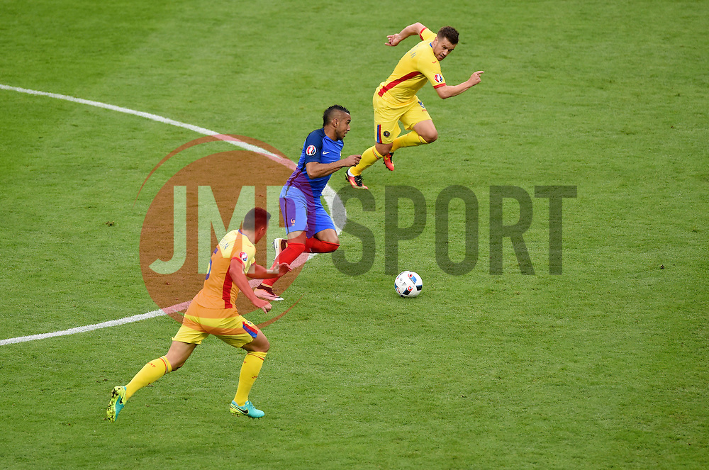 Dimitri Payet of France  - Mandatory by-line: Joe Meredith/JMP - 10/06/2016 - FOOTBALL - Stade de France - Paris, France - France v Romania - UEFA European Championship Group A