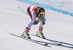 February 17, 2018 - PyeongChang, South Korea - CORNELIA HUETTER of Austria during Alpine Skiing: Ladies Super-G at Jeongseon Alpine Centre at the 2018 Pyeongchang Winter Olympic Games. (Credit Image: © Patrice Lapointe via ZUMA Wire)