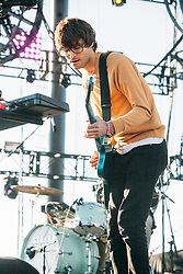 STRFKR perform at The Treasure Island Music Festival - San Francisco, CA - 10/20/13