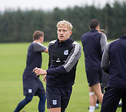 Dundee&rsquo;s A-Jay Leitch-Smith during Dundee training at the University Grounds, Riverside, Dundee<br /> <br />  - &copy; David Young - www.davidyoungphoto.co.uk - email: davidyoungphoto@gmail.com