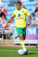 Picture by Alex Broadway/Focus Images Ltd.  07905 628187.30/7/11.Kyle Naughton of Norwich City during a pre season friendly at The Ricoh Arena, Coventry.