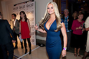 Jennifer Ellison, Piccadilly theatre's Ghost The Musical Opening night party. Corinthia Hotel. Whitehall Place. London. 19 July 2011. <br /> <br />  , -DO NOT ARCHIVE-© Copyright Photograph by Dafydd Jones. 248 Clapham Rd. London SW9 0PZ. Tel 0207 820 0771. www.dafjones.com.