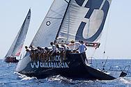 CXG Corporacion Caixagalicia during the practice race of the AUDI Medcup in Cartagena