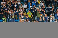 Fotball , 11. august 2019 , Eliteserien<br /> Strømsgodset - Vålerenga<br /> Muhamed Keita, Strømsgodset<br /> 3-1 mål Strømsgodset<br /> Foto: Christoffer Hansen , Digitalsport