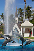 Maui, Grand Wailea Resort Hotel & Spa. The wedding chapel.