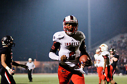 On Friday the Imhotep Panthers traveled to Bethlehem from West Oak Lane to play Saucon Valley In the PIAA Class AAA semi-finals. (photo by Bastiaan Slabbers)