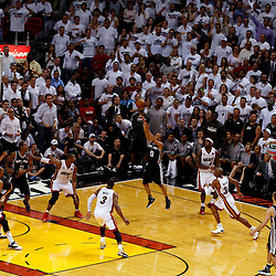 06-06-2013 NBA Finals - Spurs vs Heat - Game 1