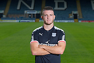 Randy Wolters signs for Dundee 28-06-2017