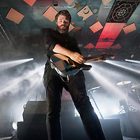 Editors in concert at The Barrowland Ballroom, Glasgow, UK 13th October 2018