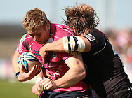 Picture by Steven Hadlow/Focus Images Rhys Thomas of Cardiff Blues during their Amlin Challenge Cup quarter-final match