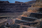 Argyle Diamond Mine, Kununurra. Discovered in 1975, is the most important worlds' diamond mine.