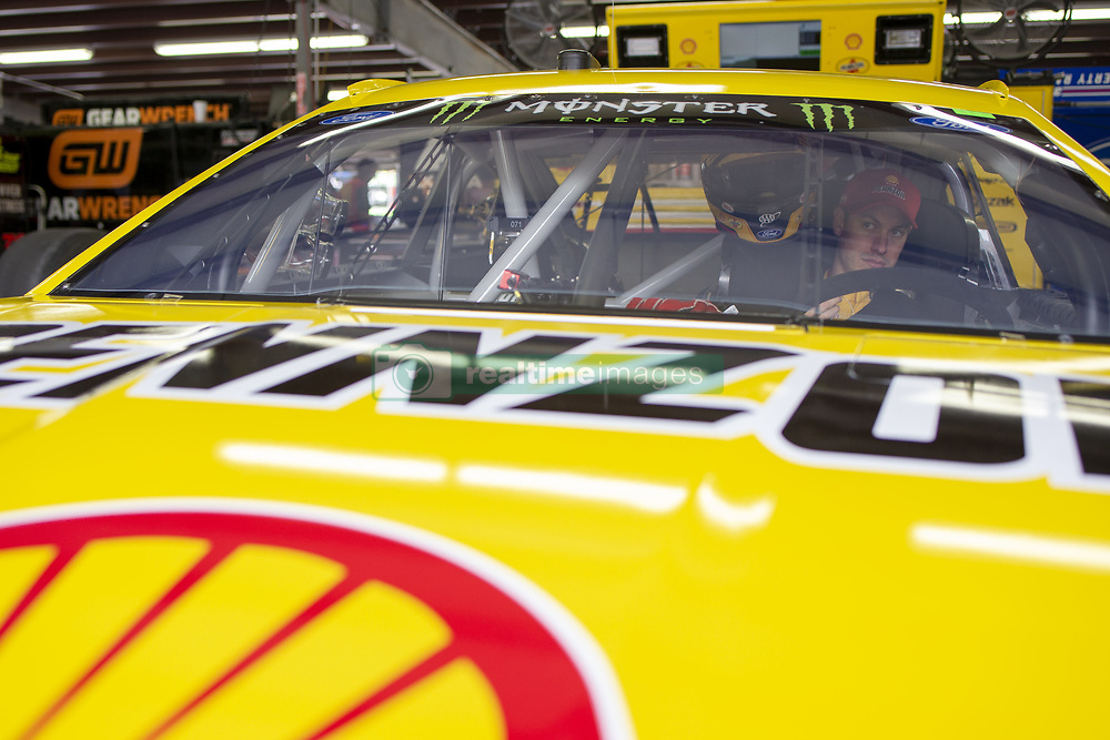 July 21, 2018 - Loudon, New Hampshire, United States of America - Joey Logano (22) gets ready to practice for the Foxwoods Resort Casino 301 at New Hampshire Motor Speedway in Loudon, New Hampshire. (Credit Image: © Stephen A. Arce/ASP via ZUMA Wire)