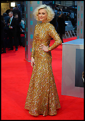 Fearne Cotton arrives for the EE BRITISH ACADEMY FILM AWARDS 2014 (BAFTA) at the The Royal Opera House in Covent Garden . London, United Kingdom. Sunday, 16th February 2014. Picture by Andrew Parsons / i-Images