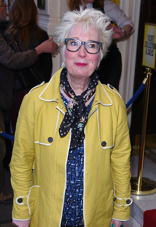 Jenny Eclair attends Sunny Afternoon Gala Performance at The Harold Pinter Theatre, Panton Street, London on Monday 18 May 2015