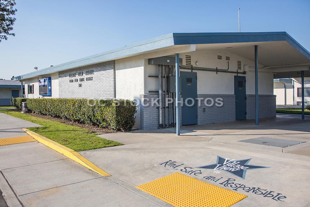 Village View Elementary School in Huntington Beach