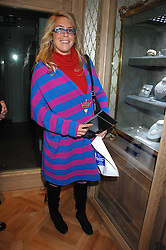 COZMO JENKS at a tea party to celebrate the launch of Buccellati's new London store held at 33 Albemarle Street, London on 13th February 2007.<br /><br />NON EXCLUSIVE - WORLD RIGHTS