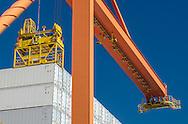 Kalamar STS Crane ICTSI Contecon Manzanillo Mexico