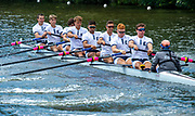Henley on Thames, England, United Kingdom, 3rd July 2019, Henley Royal Regatta, Heat of the Princess Elizabeth Challenge Trophy,  Kent School,  USA, move away from the start, on Henley Reach, [© Peter SPURRIER/Intersport Image]<br /> <br /> 12:10:31 1919 - 2019, Royal Henley Peace Regatta Centenary,