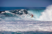 Surfing, Pipeline, Ehukai, North Shore, Oahu, Hawaii