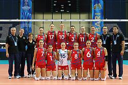 Azerbaijan team photo
